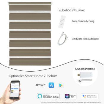 Amazon gardinia optinal smart home easyfix doppelrollo mocca.jpg
