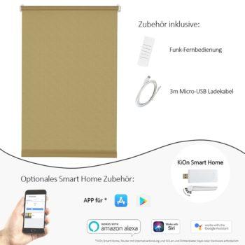 Amazon gardinia optinal smart home easyfix uni rollo braun struktur.jpg