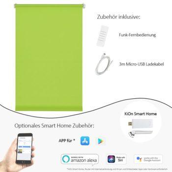 Amazon gardinia optinal smart home easyfix uni rollo gruen struktur.jpg