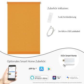 Amazon gardinia optinal smart home easyfix uni rollo orange struktur.jpg