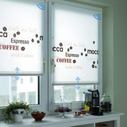 Sonnenschutz Elektrorollo Easyfix Dekor coffee zimmer Linien 800x800.jpg