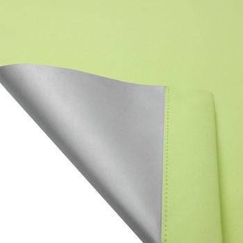 Sonnenschutz Elektrorollo Easyfix Thermo gruen apfel Stoff