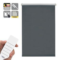Sonnenschutz Elektrorollo Easyfix Thermo schiefer