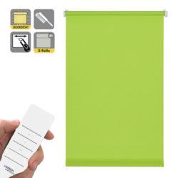 Sonnenschutz Elektrorollo Easyfix Uni gruen apfel