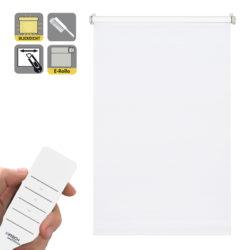 Sonnenschutz Elektrorollo Easyfix Uni reinweiss