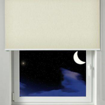 Sonnenschutz Elektrorollo Rollo Thermo Streifen natur lupe.jpg