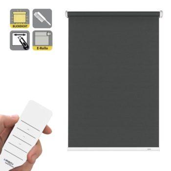 Sonnenschutz Elektrorollo Rollo lichtdurchlaessig uni grau.jpg